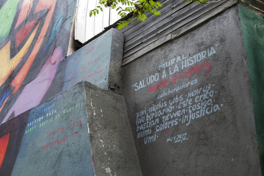 Saludo a la historia GAM Alejandro Mono Gonzalez Andrea Manuschevich para Plataforma Urbana 1