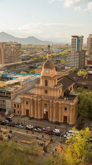 Iglesia Santa Ana © Wikimedia Commons