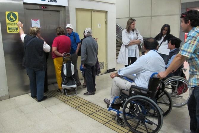 ascensor accesibilidad universal