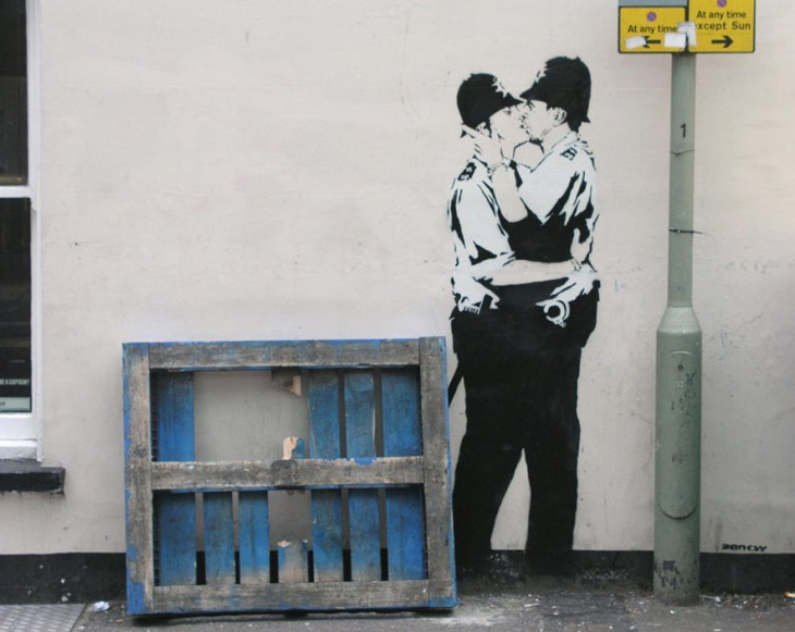 Banksy 9
