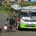 transporte en pueblos rurales