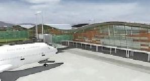 proyectos aeropuerto de santiago