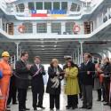 inauguracion ferry porvenir punta arenas