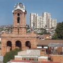 incendio en iglesia san francisco valparaiso