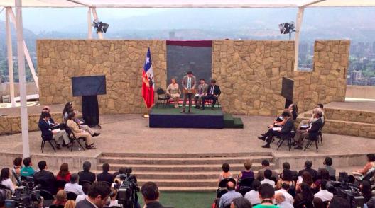 © Gobierno de Chile (vía Twitter)
