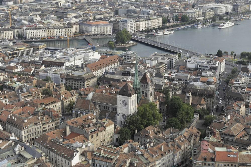 Ginebra, Suiza. © United Nations Photo, vía Flickr