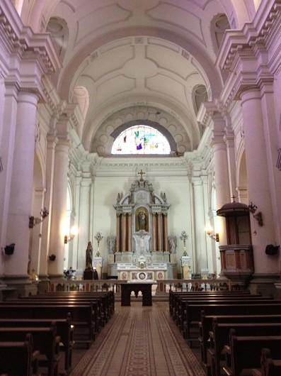 Iglesia Santa Ana © Fundación Patrimonio Cultural