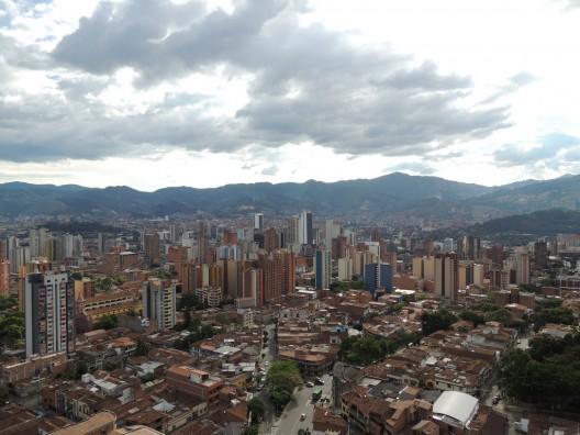 Medellín, Colombia. © laloking97, vía Flickr.