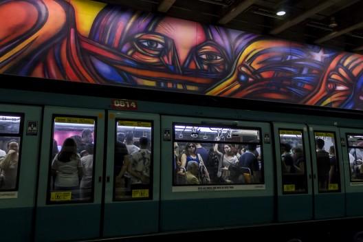 """""""Vida y Trabajo de 'Mono' González. © Andrea Manuschevich para Plataforma Urbana."""