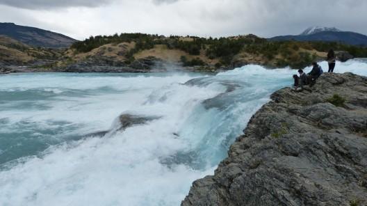 Río Baker, Región de Aysén. © Miradortigre, vía Flickr.