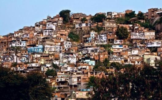 """Women are Heroes"" en la Favela Moro de Providencia, Brasil. Fuente imagen: blogs.dharma.art.br"