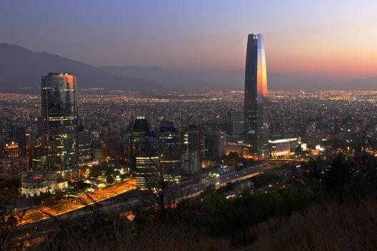 Santiago de Chile. © alobos, vía Flickr.