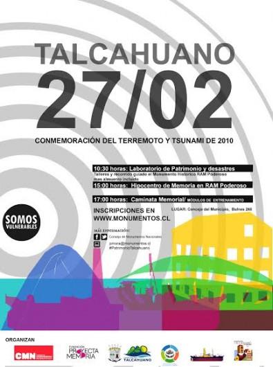 Afiche Talcahuano