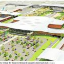 maqueta ampliacion aeropuerto de santiago