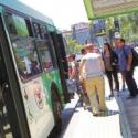 velocidad buses transantiago