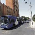 buses centro santiago