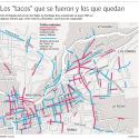 congestion vehicular tacos providencia las condes