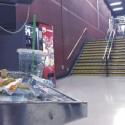basura metro