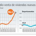 precios viviendas nuevas gran santiago