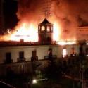 incendio ex aduana de iquique