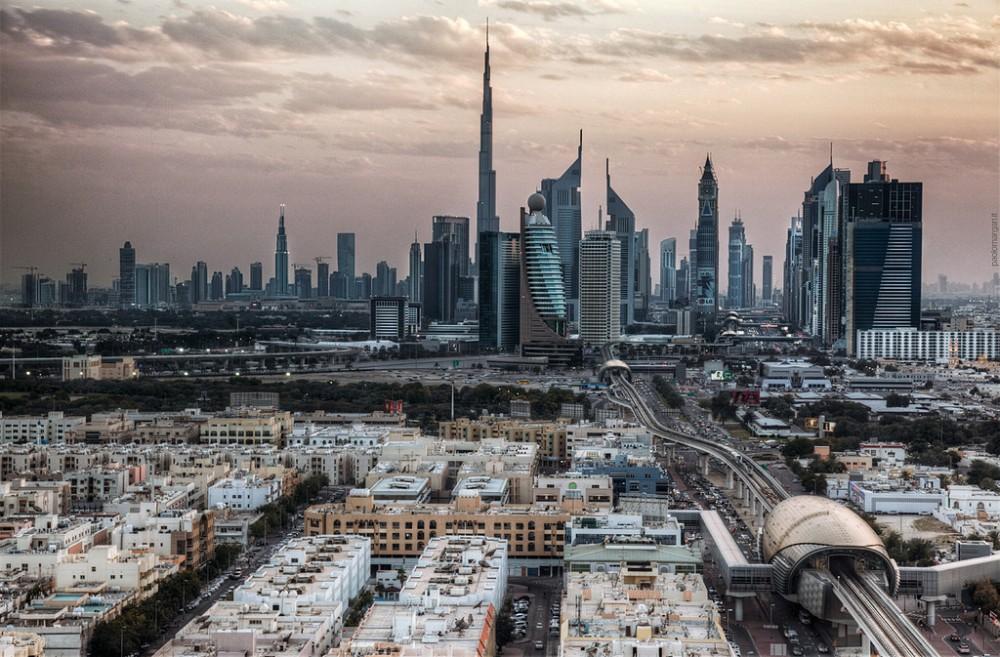 Dubai, Emiratos Árabes Unidos. © Paolo Margari, vía Flickr.