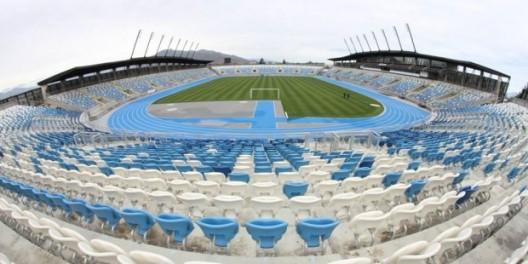 Estadio El Teniente, Rancagua (vía Red O'Higgins).