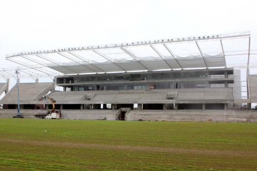 Estadio La Portada, La Serena (enero 2015).
