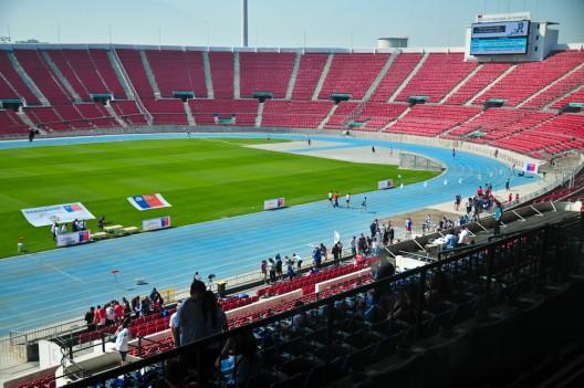 Estadio Nacional. © Teresita Pérez para Plataforma Urbana