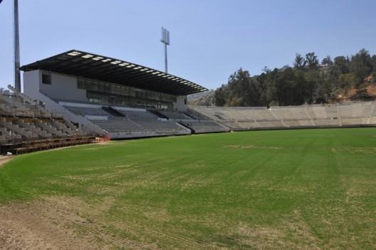 Estadio Sausalito, Viña del Mar. © Agencia Uno