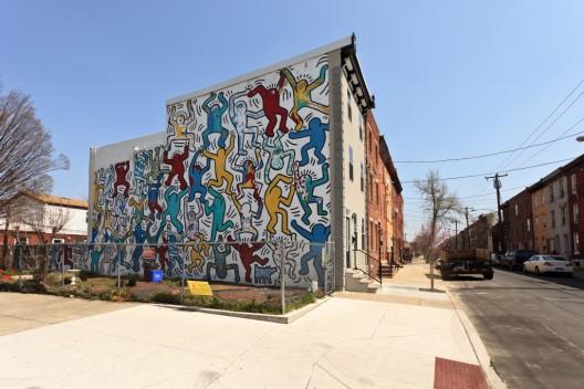 Keith Haring en philadelphia