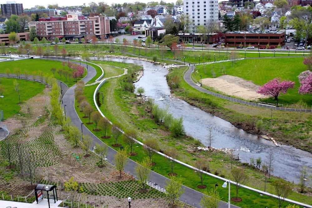 Mill River Park (vía Facebook).