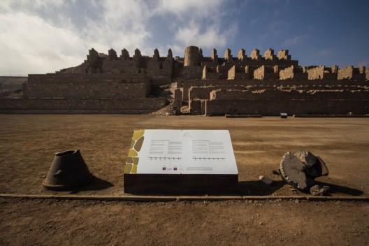 Monumento Histórico Ruinas de Huanchaca. © Armando Torrealba para Plataforma Urbana