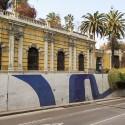 mural paso bajo nivel santa lucia 1 por andrea manuschevich para plataforma urbana