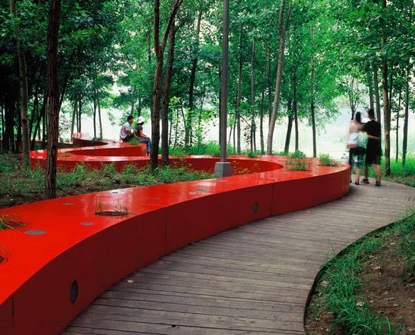 © Turenscape, vía Landscape Architecture Network.