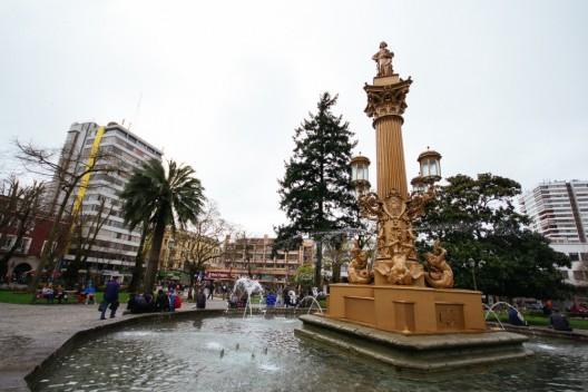 Plaza de la Independencia, Concepción. © Armando Torrealba para Plataforma Urbana.