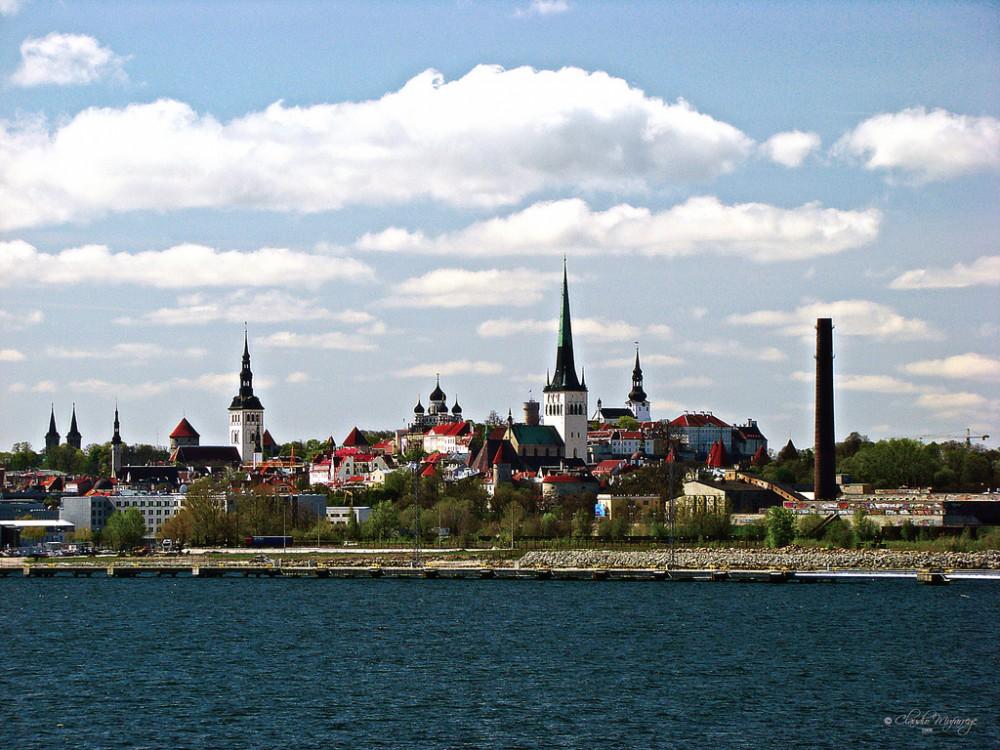 Tallín, Estonia. © Claudio.Ar, vía Flickr.