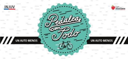 afiche pedalea con todo 22 marzo 2015