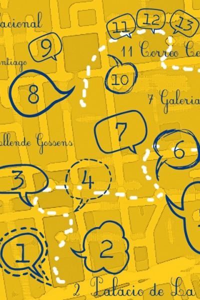 afiche recorridos centro alegre centro cultural palacio la moneda