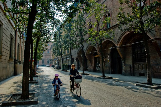 Bolonia, Italia. © bartb_pt, vía Flickr.