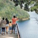 lago central angostura