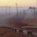puerto montt humo niebla
