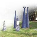 restauracion parque de las esculturas providencia