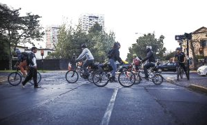 cantidad bicicletas hogares chilenos