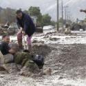 fallecidos desaparecidos aluviones norte chile