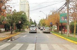 zonas 30 providencia santiago chile