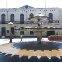 estacion del Ferrocarril Arica-La Paz