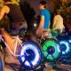 Cine al Aire Libre Efecto Pedal en Providencia