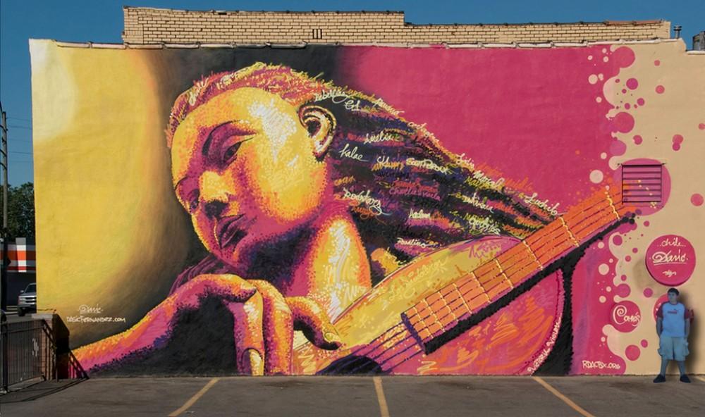 """Victoria Violeta"", Detroit, EE.UU."