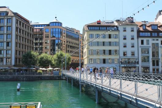 Ginebra, Suiza. © Nouhailler, vía Flickr.