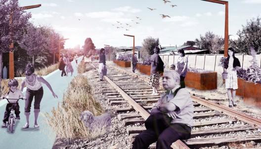 Linea del tren